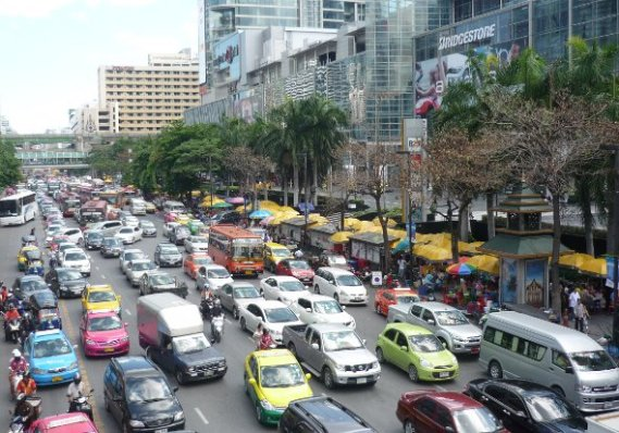 BangkokTrafficJam