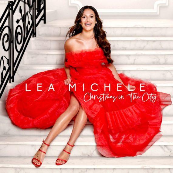 Lea Michele Christmas