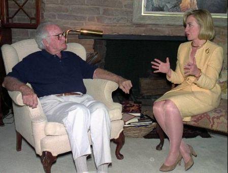 Goldwater Hillary