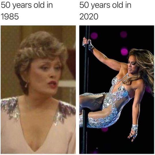 50 Blanche J Lo